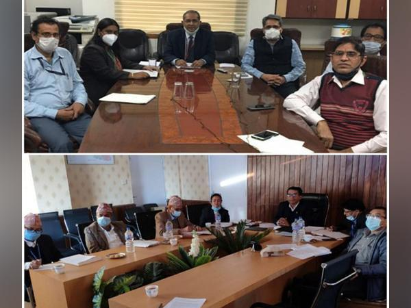 The fourth India-Nepal Joint Working Group meeting on Railway Cooperation was held on Friday via video-conferencing and reviewed the cross border rail link projects.