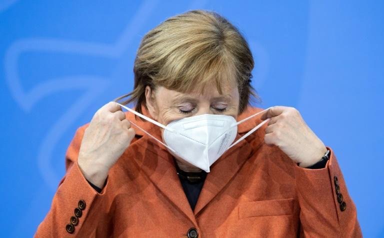 German Chancellor Angela Merkel is stepping down after 16 years
