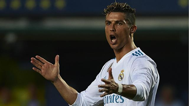ESPN's ranking of the most famous sports stars in the world again has Cristiano Ronaldo ahead of LeBron James and Lionel Messi.