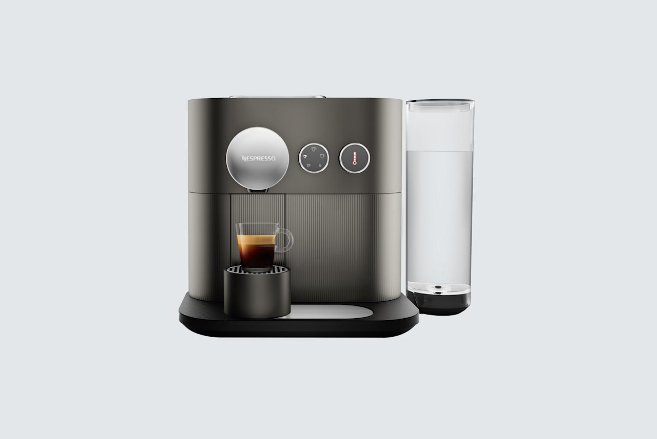 "<p>When paired with the Nespresso app, this smart coffee machine is able to change the user's java preferences, schedule brew cycles, and save preferred recipes. That means your gift recipient can make their morning cup of coffee without even getting out of bed.</p><p><strong><em>Shop Now</em></strong><strong><em>:&nbsp;</em></strong><em>Nespresso Expert Smart Coffee Machine, $230.30, <a href=""http://williams-sonoma.7eer.net/c/249354/265127/4291?subId1=MSL%2CSmartHomeGiftsThatMakePerfectHolidayPresents%2Cgrello2%2CChr%2CGal%2C2221029%2C201911%2CI&#038;u=https%3A%2F%2Fwww.williams-sonoma.com%2Fproducts%2Fnespresso-expert-espresso-maker"" data-unprocessed-href=""https://www.williams-sonoma.com/products/nespresso-expert-espresso-maker"" data-ecommerce=""true"" target=""_blank"" rel=""nofollow"" data-tracking-affiliate-name=""www.williams-sonoma.com"" data-tracking-affiliate-link-text=""williams-sonoma.com"" data-tracking-affiliate-link-url=""https://www.williams-sonoma.com/products/nespresso-expert-espresso-maker"" data-tracking-affiliate-network-name=""Impact Radius"">williams-sonoma.com</a>.</em></p>"
