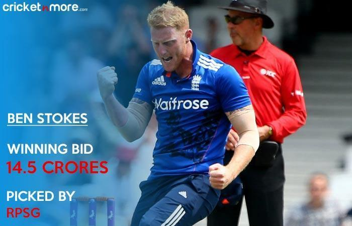 Want to deliver on what the Supergiant have paid for me says Ben Stokes