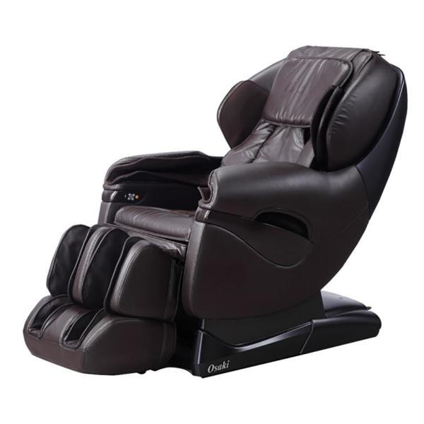 Titan Pro Series Faux Leather Reclining Massage Chair