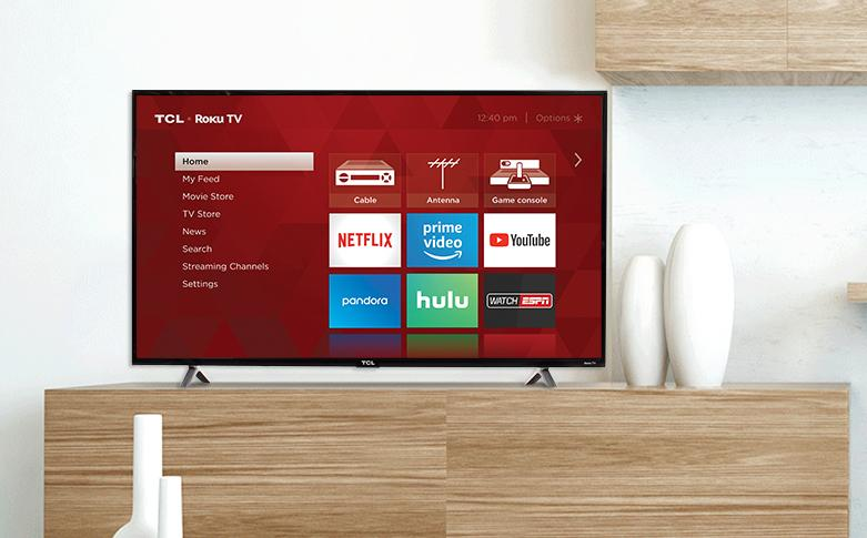 Get this TCL 40-inch HD Roku Smart LED TV (40S325) for just $258. (Photo: TCL)
