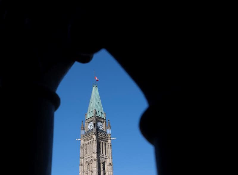 Parliament Hill security boosted after reports of harassment