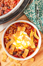 """<p>If there's one thing the Instant Pot does well, it's chilli. The pot takes away all of the legwork of standing and stirring over the stove for forever. This is now our favourite <a href=""""https://www.delish.com/uk/cooking/recipes/a28886316/best-homemade-chilli-recipe/"""" rel=""""nofollow noopener"""" target=""""_blank"""" data-ylk=""""slk:Chilli Recipe"""" class=""""link rapid-noclick-resp"""">Chilli Recipe</a>. It's so flavourful! Swap in different beans or use minced turkey instead. It will all come out delicious!</p><p>Get the <a href=""""https://www.delish.com/uk/cooking/recipes/a30208142/instant-pot-chili-recipe/"""" rel=""""nofollow noopener"""" target=""""_blank"""" data-ylk=""""slk:Instant Pot Chilli"""" class=""""link rapid-noclick-resp"""">Instant Pot Chilli</a> recipe.</p>"""