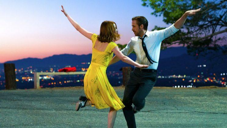 Emma Stone and Ryan Gosling in 'La La Land' (Photo: Toronto International Film Festival)