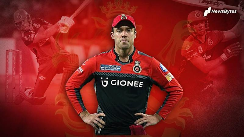 IPL: AB de Villiers talks about his first training session