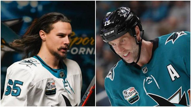 The San Jose Sharks don't have a spectacular record, but they're an excellent team. (NBC).