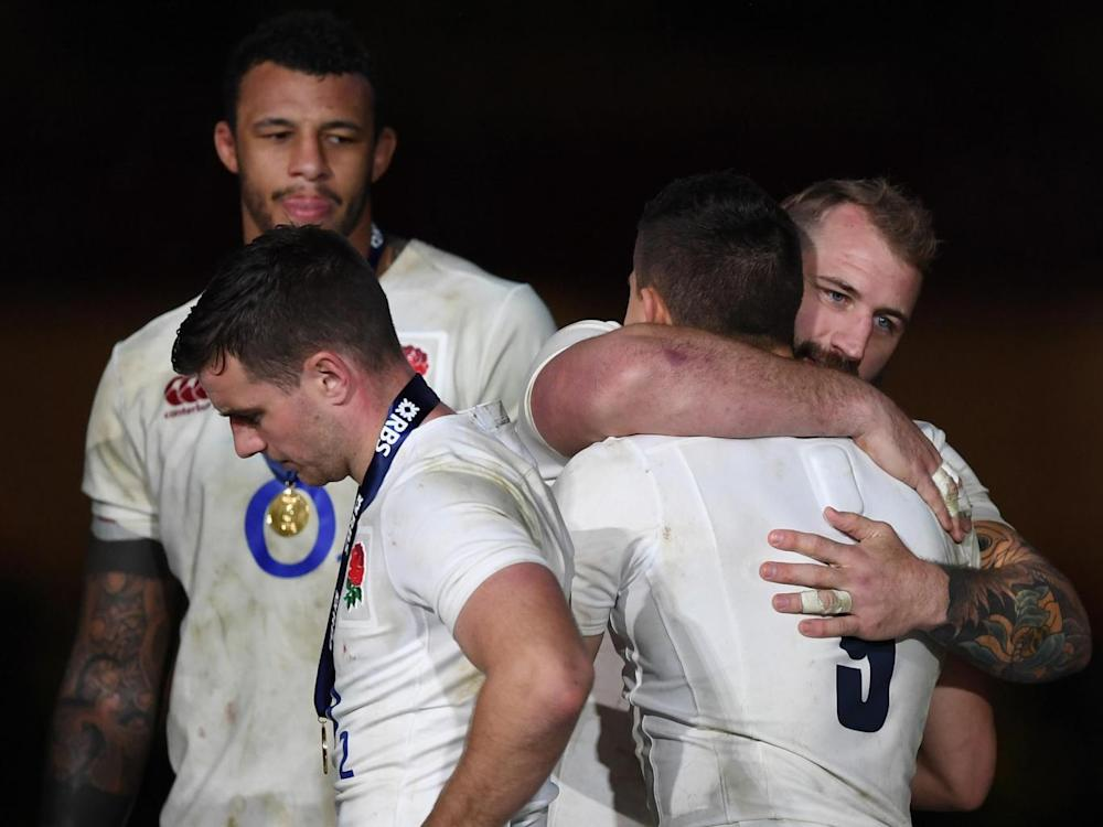 England still won the Six Nations despite missing out on the Grand Slam (Getty)