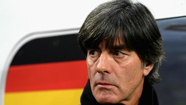 Talks of squad disharmony emerged after a shock loss to Mexico but Joachim Low said Germany are ready to get back on track against Sweden.