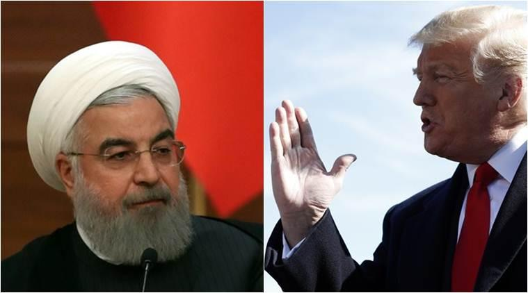 Reactions, counter-reactions and fueling events in rising US-Iran tensions