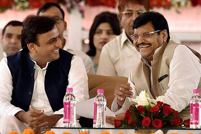 'Completely False, Misleading News': Amid Speculations of Patch up, Shivpal Yadav Denies Returning to SP Fold
