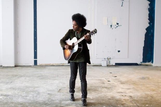 Canadian-Cuban musician Alex Cuba released his new album, Mendó, on Friday.  (Chris Young/The Canadian Press - image credit)