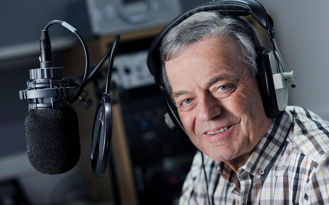 Tony Blackburn returns to Radio 1 to celebrate station's 50th anniversary
