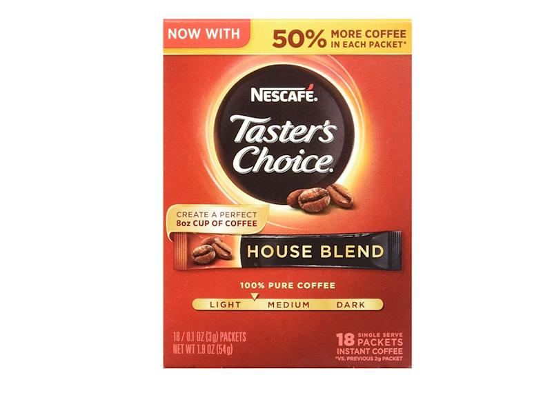nescafe house blend instant coffee