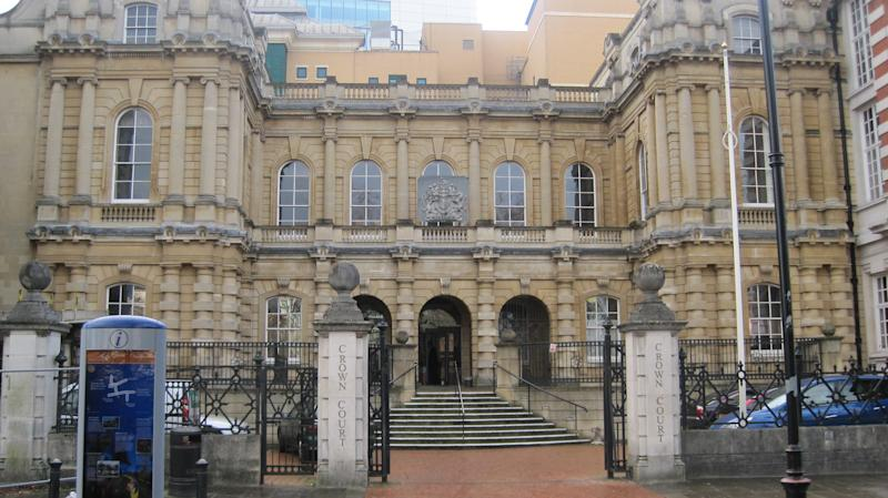 A general view of Reading Crown Court, Reading.