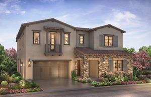 The eagerly awaited Model Grand Opening of Cetara within gated Orchard Hills® in Irvine arrives this Saturday, August 29th. Shea Homes invites you to tour the models and experience refined living presented in stunning beauty by the sophisticated, estate-style luxury residences. Shea Homes' Cetara welcomes you to an exclusive natural setting amid soft rolling hills, parks, walking trails, walking trails, and privately owned avocado orchards. Pictured: Plan 1B Tuscan