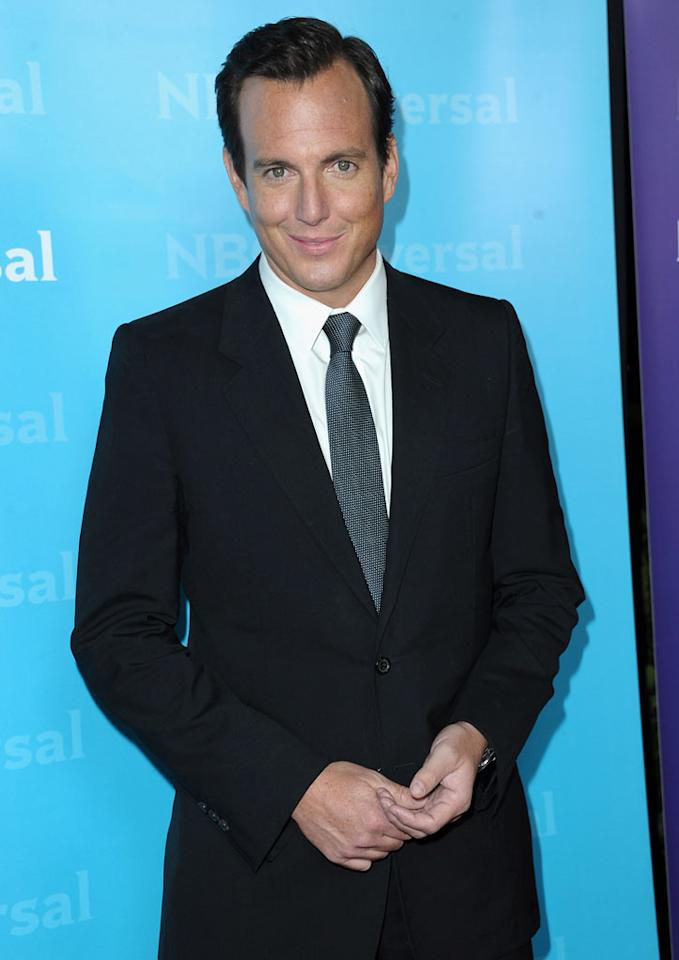 "<a href=""/will-arnett/contributor/50380"">Will Arnett</a> (""<a href=""/up-all-night/show/47420"">Up All Night</a>"") attends the 2012 NBC Universal Winter TCA All-Star Party at The Athenaeum on January 6, 2012 in Pasadena, California."
