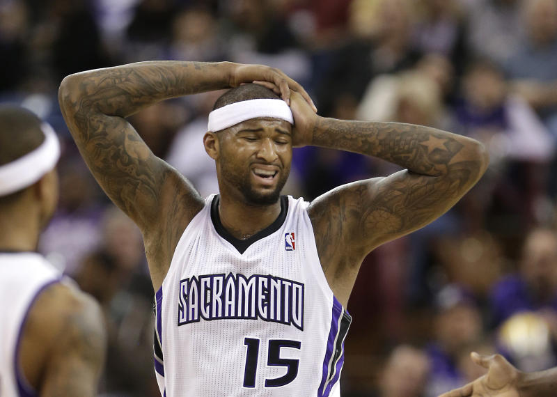 Cousins leads Kings past Bulls 99-70