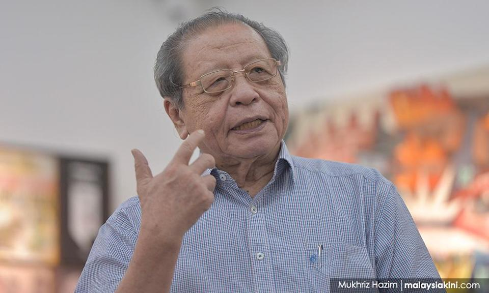 Kit Siang: Even more important than ministers' is PM's 100-day report card
