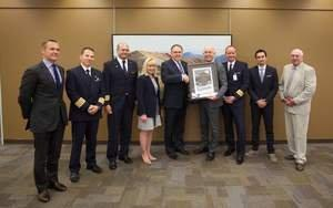 Condor Receives Award for Continuous Service From Yukon