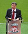 Liverpool - Official opening of redeveloped main stand at Anfield