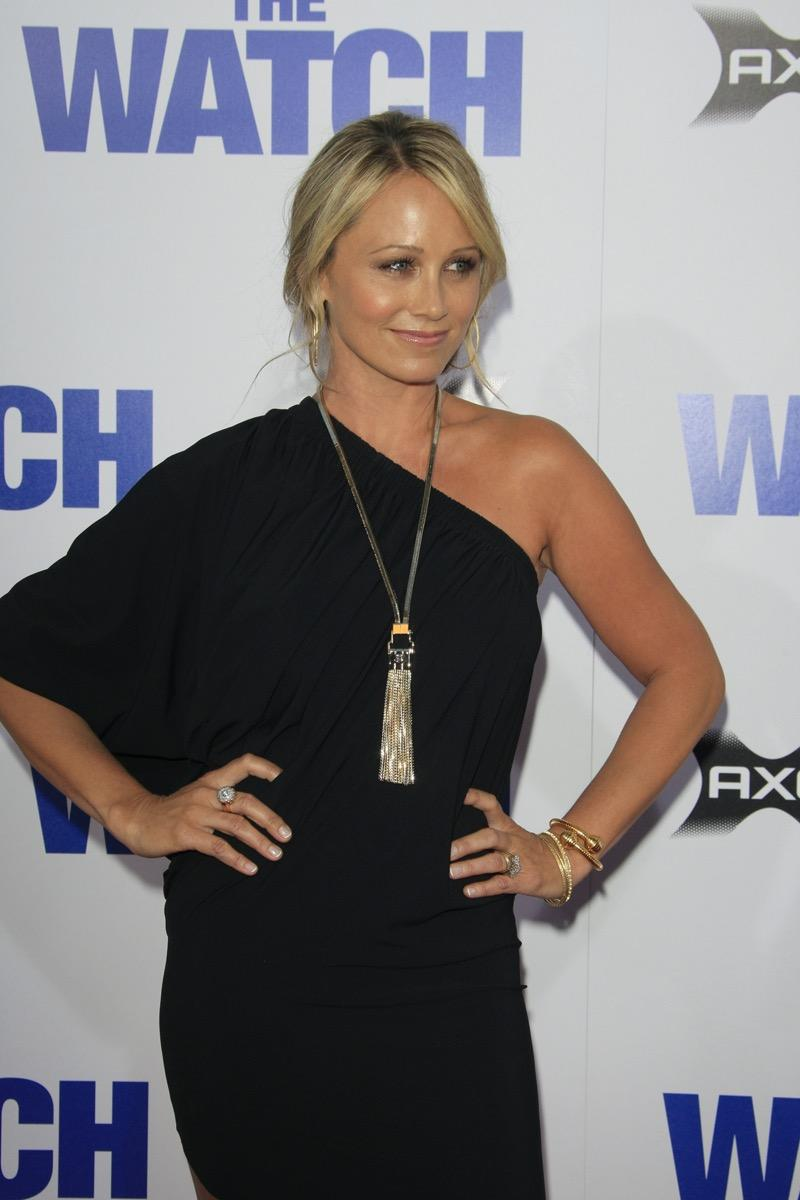 Christine Taylor at the premiere of 'The Watch' in 2012