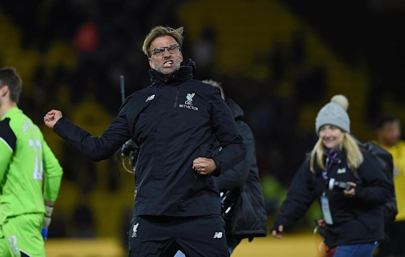 The boss | Liverpool manager Jurgen Klopp Photo: Getty Images/Liverpool FC