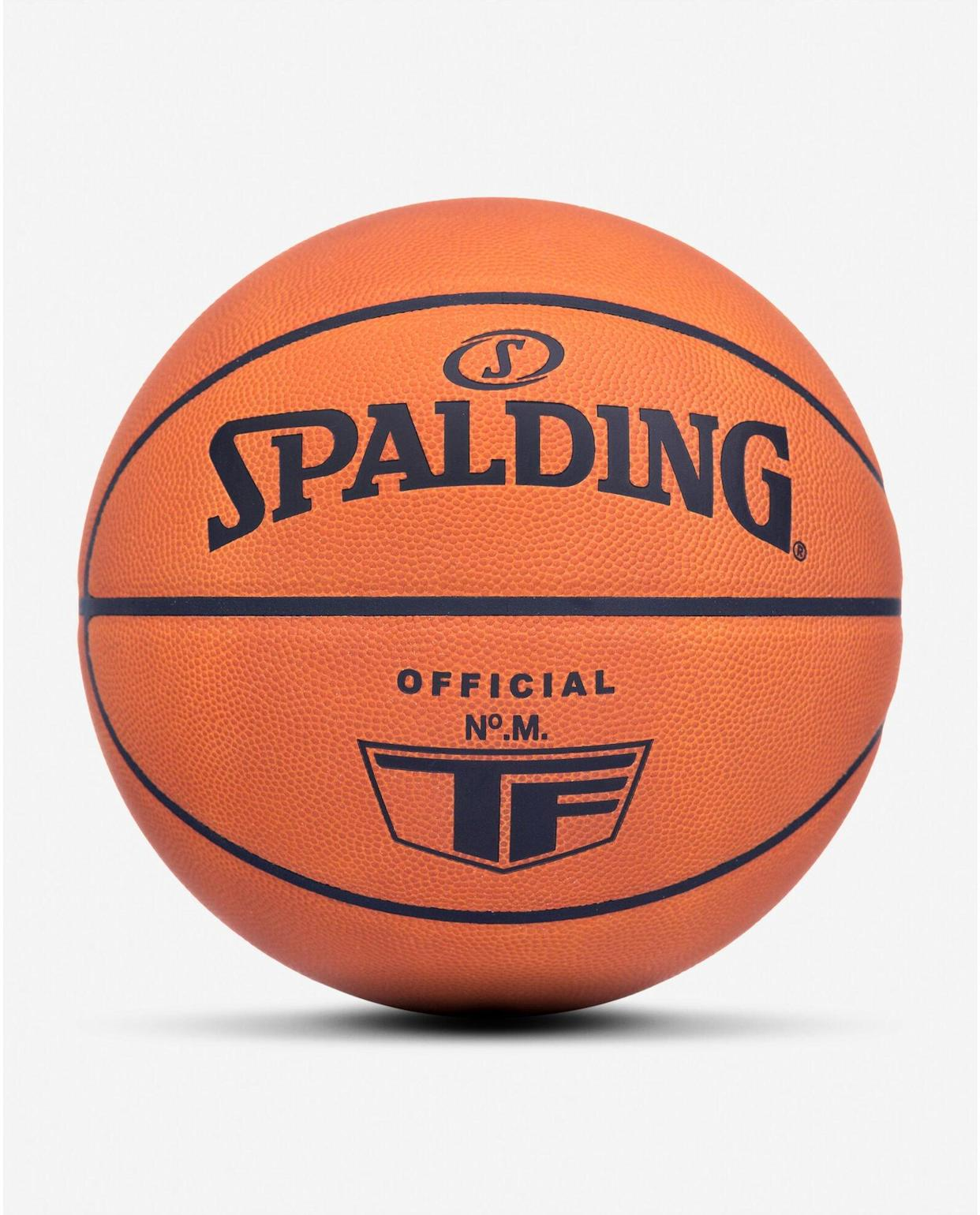 TF Model M Official Leather Indoor Basketball