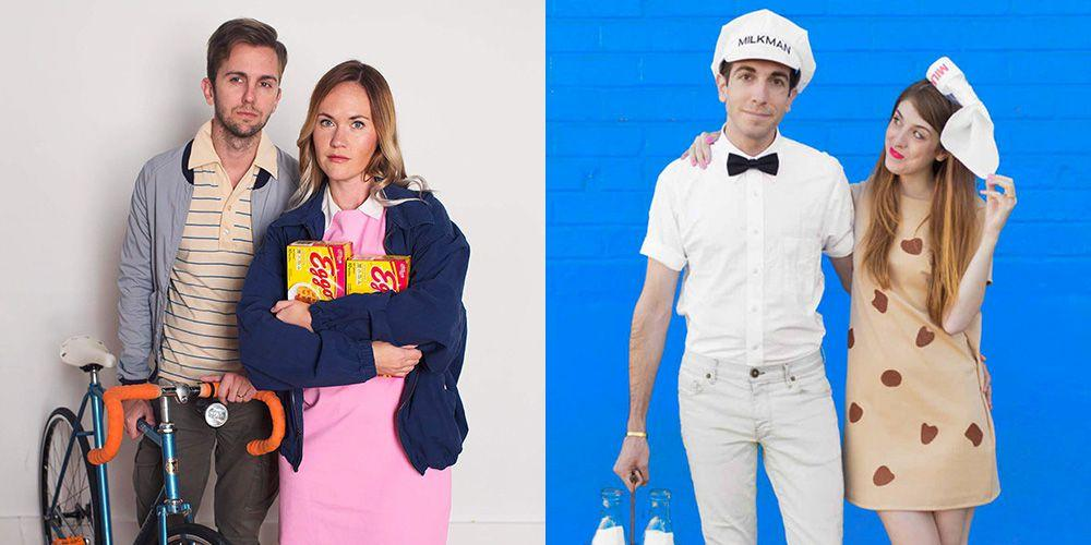 """<p>Transform into one of your <a rel=""""nofollow"""" href=""""https://www.womansday.com/life/g3278/best-celebrity-halloween-costumes-2017/"""">favorite famous couples</a> or dynamic duos (we're looking at you cookies and milk) this Halloween with these creative costume ideas. And if your kids are feeling left out, try some of these <a rel=""""nofollow"""" href=""""http://www.womansday.com/life/g1898/family-halloween-costumes/"""">easy costumes for families</a>. </p>"""