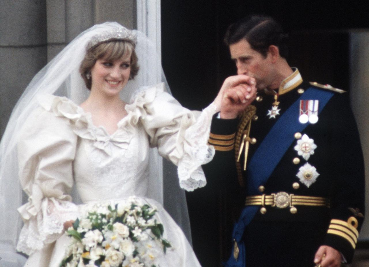 """Designer Elizabeth Emanuel recalls that the young bride-to-be morphed as the weeks elapsed before her July 29, 1981 wedding to Prince Charles, losing a notable amount of the """"puppy fat"""" she had when she first walked in.  """"Most brides do lose weight,"""" Emanuel previously told PEOPLE. """"So we weren't that worried when she did. She was looking fantastic. She ended up with a 23-inch waist from a 26- to 27- inch.  """"She just walked more confidently. She just was suddenly growing up, you know? But I think she felt very good about how she looked."""""""