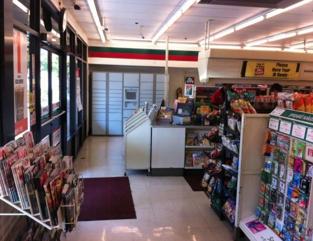 Amazon partners with 7-11 for in store pick ups