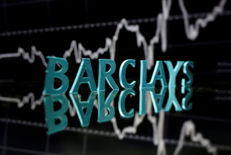 Barclays bosses defend climate ambitions after 'fake oil' sprayed on HQ