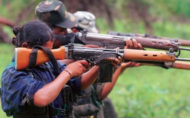 <p>A day after seven Maoists were killed in an encounter in forest near  Gadchiroli in Maharashtra, two wanted Maoists surrendered in front of  the Gadchiroli Police and officers from the Anti-Naxal Operations of  Maharashtra Police.</p>