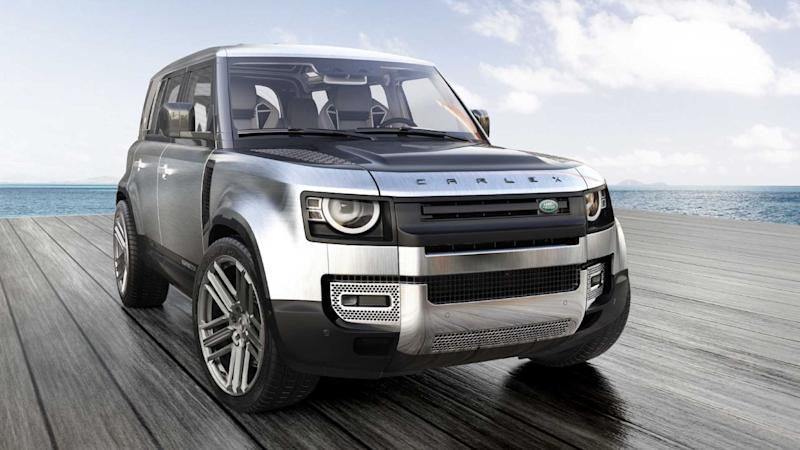Carlex Design Land Rover Defender Yachting Edition