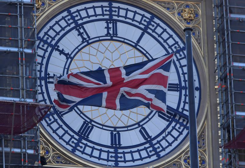 Britain's silenced Big Ben must bong for Brexit, MPs demand