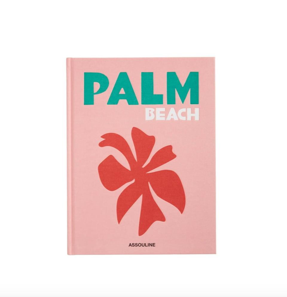 <p>Ready to give their coffee table some extra love? Consider gifting them this <span>'Palm Beach' Book</span> ($95). We know we shouldn't judge a book by its cover, but this wanderlust-packed tome is awe-inspiring from the outside in. </p>