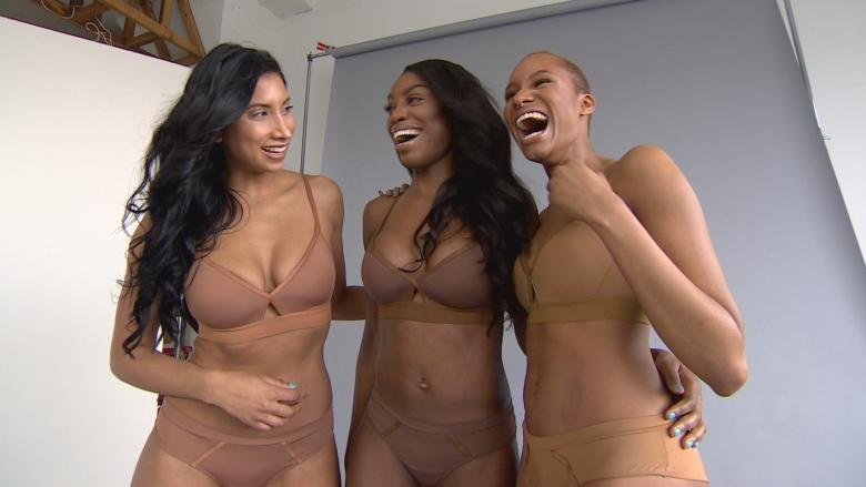 'For us, by us': Nude lingerie for women of colour was designed in Toronto