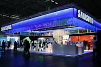 """<b>9. Samsung // +40% // $32,893 $m</b> <br><br>Samsung is one of the biggest successes of 2012, marked by a meteoric 40% rise in brand value. In a market competing to create convergent ecosystems of internet-enabled household devices, its smartphone sales have led the way to a strong position over competitors. <br><br>With 19.1% market share, Samsung became the global leader for smartphone shipments in 2011 ahead of Apple and Nokia. From this bumper position, the next year holds promise of greater expansion. Samsung has announced plans to sell its own Microsoft Windows phone and a series of Windows 8 computers, to sit alongside the new Galaxy SIII and Note. This will help it further connect Samsung mobile devices with home devices, such as TVs and washing machines, to create a consistent user experience as the brand grows. <br><b><br> MORE RELATED TO THIS STORY </b><br> —<span><a href=""""http://ca.finance.yahoo.com/photos/top-10-countries-with-best-banking-experience-1348654846-slideshow/"""" data-ylk=""""slk:Which nation loves its banks more than any other?;outcm:mb_qualified_link;_E:mb_qualified_link;ct:story;"""" class=""""link rapid-noclick-resp yahoo-link"""">Which nation loves its banks more than any other?</a><br> —<a href=""""http://ca.finance.yahoo.com/photos/canada-tops-world-s-most-educated-countries-slideshow/"""" data-ylk=""""slk:Who are the most educated people in the world?;outcm:mb_qualified_link;_E:mb_qualified_link;ct:story;"""" class=""""link rapid-noclick-resp yahoo-link"""">Who are the most educated people in the world? </a><br> —<a href=""""http://www.interbrand.com/en/best-global-brands/2012/Best-Global-Brands-2012-Brand-View.aspx"""" rel=""""nofollow noopener"""" target=""""_blank"""" data-ylk=""""slk:Interbrand's Best Global Brands 2012"""" class=""""link rapid-noclick-resp"""">Interbrand's Best Global Brands 2012</a><br></span>"""
