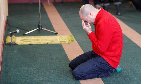 London Muslim Mosque gathering at noon Monday; vigil in Victoria Park Wednesday