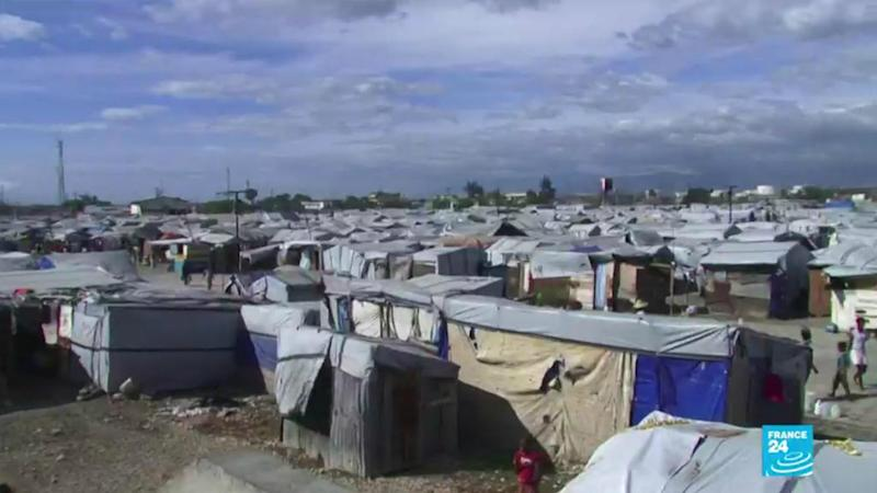 Haiti remembers victims of 2010 quake as economists lament rebuilding efforts 'at square one'