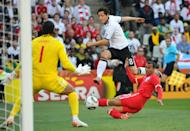 England have not beaten Germany in a knockout match at a major tournament since 1966