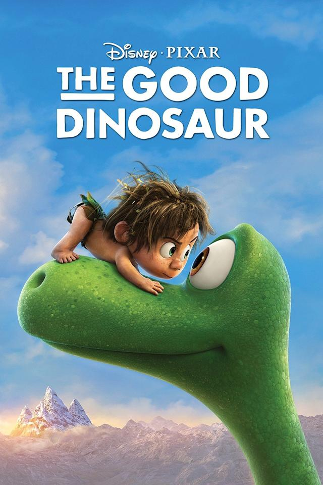 <p>Official Synopsis: With help from a friendly Neanderthal boy (Jack Bright), a young dinosaur (Raymond Ochoa) embarks on an epic adventure to reunite with his beloved family (Jeffrey Wright, Frances McDormand).Available now on <b>XFINITY</b>. <i>(Description and Photo: TMS)</i></p>