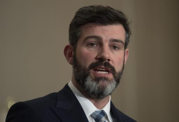 Edmonton Mayor Don Iveson is calling on the province to step up to help cities tap into federal funding for supportive-housing projects.  (Adrian Wyld/The Canadian Press - image credit)