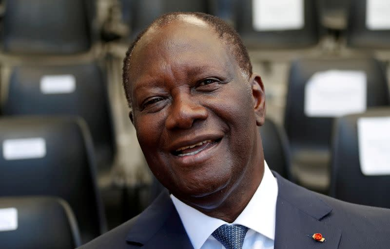 Ivory Coast president plans constitutional revision before election