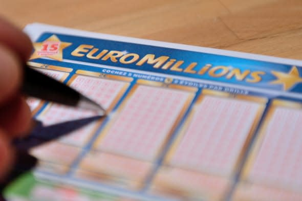 EuroMillions results: Tuesday 7th October