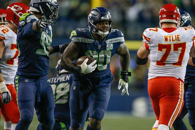 The NFL has suspended Seattle Seahawks DL Jarran Reed for the first six games of the season. (Getty Images)