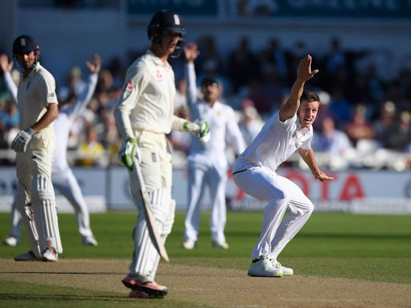 Morne Morkel was in sublime form for South Africa (Getty)