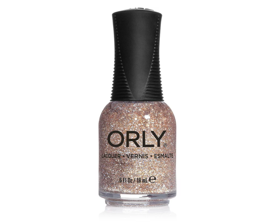 "<p><strong>Orly</strong></p><p>ulta.com</p><p><strong>$9.50</strong></p><p><a href=""https://go.redirectingat.com?id=74968X1596630&url=https%3A%2F%2Fwww.ulta.com%2Fnail-lacquer%3FproductId%3DxlsImpprod5260123&sref=https%3A%2F%2Fwww.marieclaire.com%2Fbeauty%2Fg33514428%2Fbest-glitter-nail-polish%2F"" rel=""nofollow noopener"" target=""_blank"" data-ylk=""slk:SHOP IT"" class=""link rapid-noclick-resp"">SHOP IT</a></p><p><a href=""https://www.marieclaire.com/fashion/g30813849/stacking-wedding-bands/"" rel=""nofollow noopener"" target=""_blank"" data-ylk=""slk:Mixing metals"" class=""link rapid-noclick-resp"">Mixing metals </a>is more <em>in</em> than ever. This polish doesn't make you choose between silver and gold, so it'll flatter any ring stack. </p>"