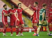 Premier League - Liverpool v Sheffield United